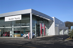 Border Toyota and Lexus in Carlisle