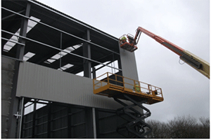 Distington Waste Transfer Facility, Cumbria