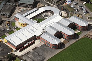 Grange Academy, Kilmarnock
