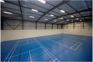 Indoor Sports Facility, Isle of Eriska, Oban