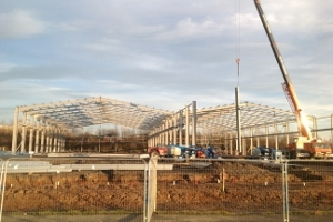 Thomas Graham New Warehouse, Kingmoor Park, Carlisle