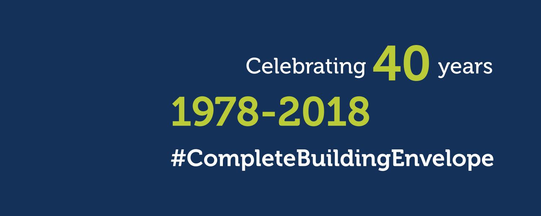 Celebrating 40 years 1978-2018